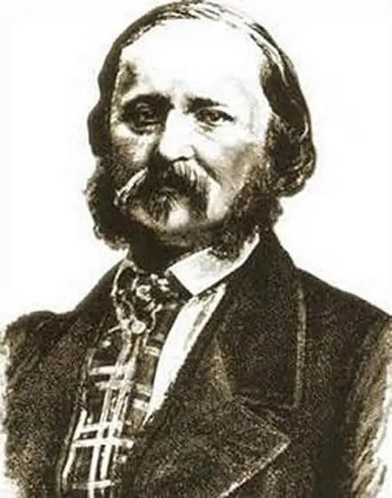 Ilustración de Édouard-Léon Scott de Martinville.