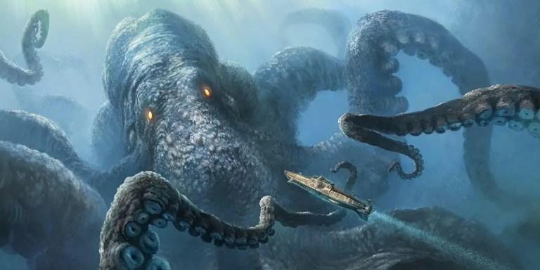 El misterio del sonido Bloop, ¿Monstruo de las profundidades?