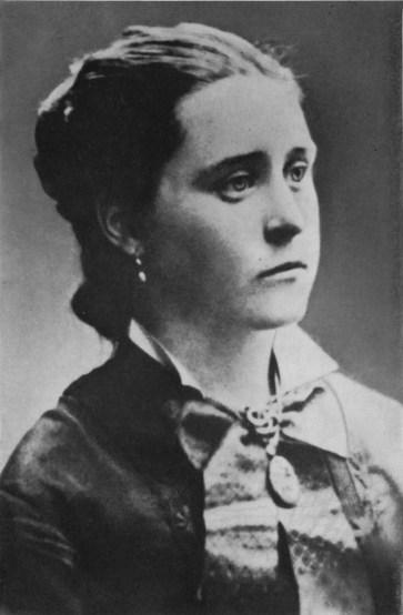 Fotografía de Helene Demuth, la sirvienta de Karl Marx