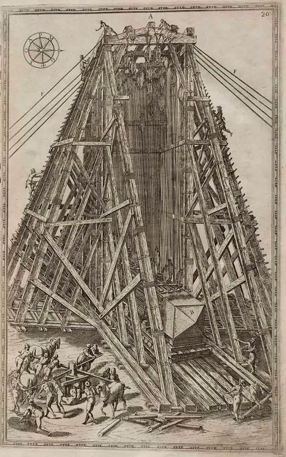 Ilustración de Fontana Domenico.