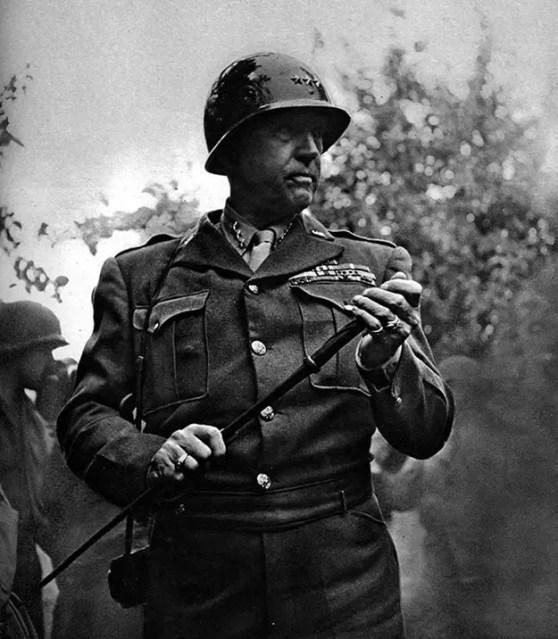 George Patton.