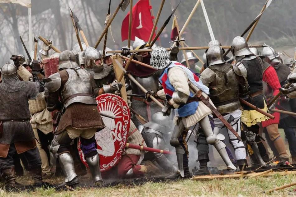 Batalla de Libušín.