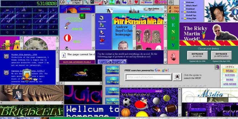 Internet antigua.