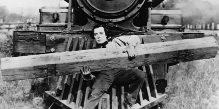 Las escenas más caras del cine, Buster Keaton a la Batalla de Borodino
