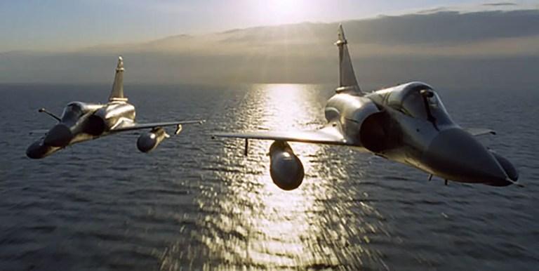 Los reyes de la acrobacia aérea, Les Chevaliers du Ciel, el ballet aéreo