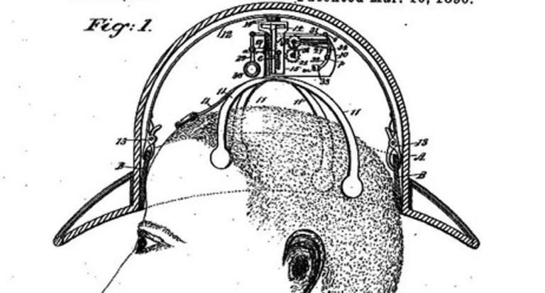 El saludador automático de James C. Boyle, el invento más inútil