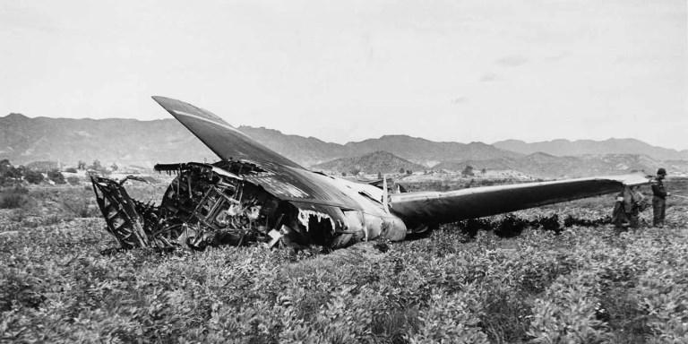El error de vuelo que arrojó cuatro bombas nucleares sobre España