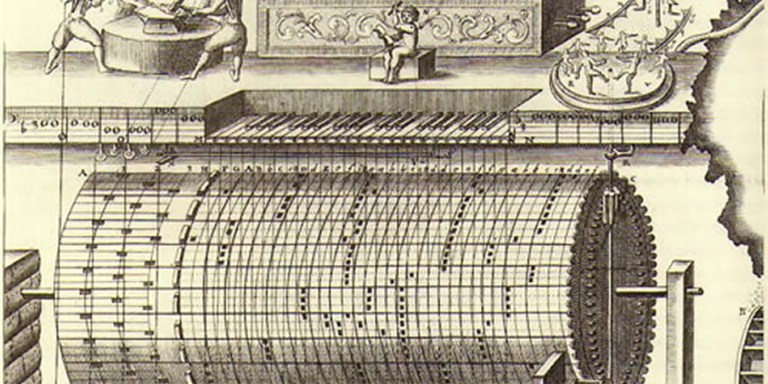 El ordenador mecánico de Athanasius Kircher, un ordenador del siglo XVII