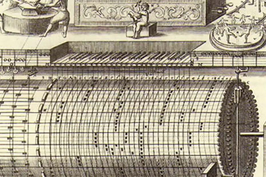 Ordenador de Athanasius Kircher.