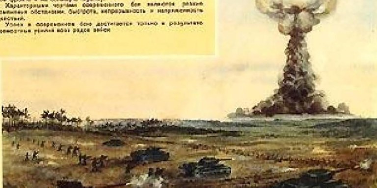 Orenburg, el pueblo soviético en el cual se detonó una bomba nuclear