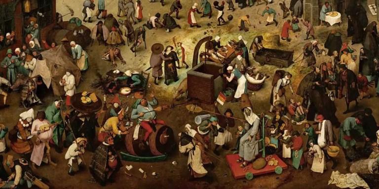 El pueblo medieval que fingió locura colectiva para no pagar un impuesto