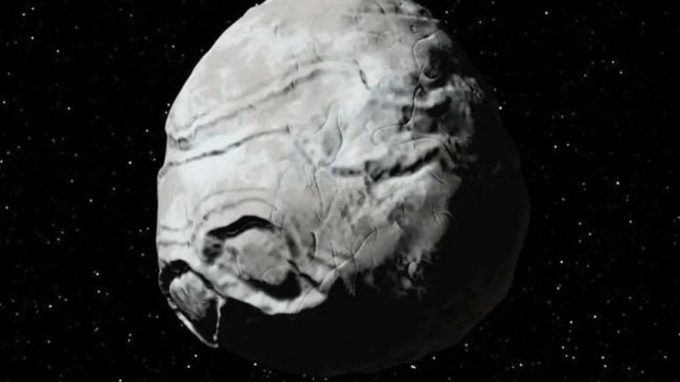 Cruithne el asteroide que se creyó era la segunda luna terrestre