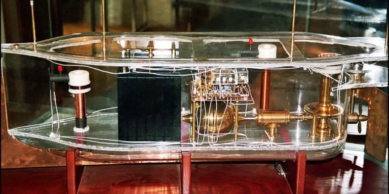 El Telautomaton de Tesla, el primer vehículo a control remoto