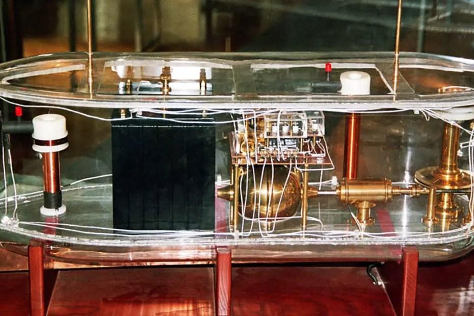 El Teleautomaton hoy en día es una pieza de museo.