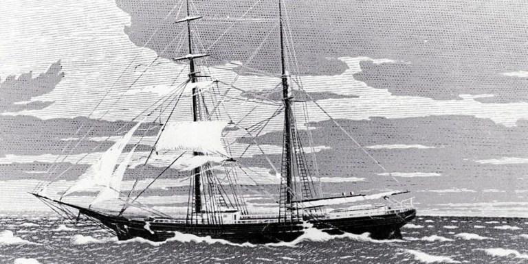 Mary Celeste, el más misterioso de todos los barcos fantasma