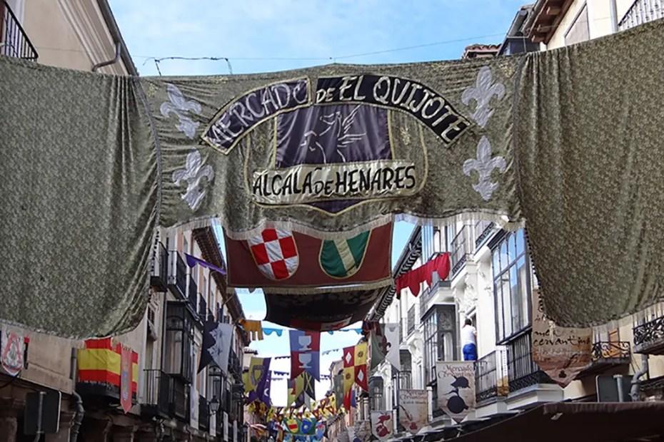 Mercado medieval de Alcalá de Henares,