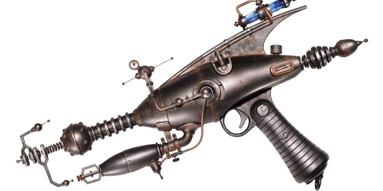 Cómo construir un «arma» láser casera de bajo presupuesto