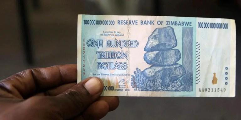 La moneda menos valiosa y la mayor inflación en la Historia