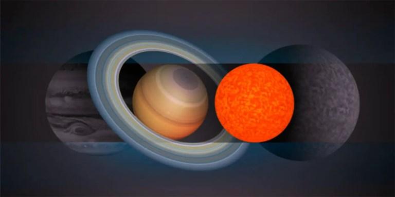 La estrella más pequeña del universo conocido: EBLM J0555-57 Ab