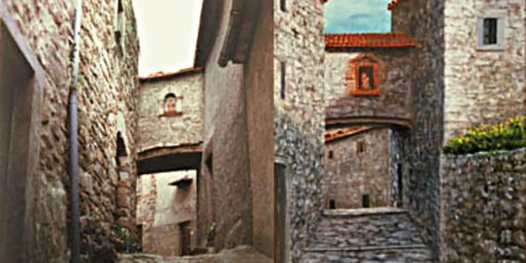 Franco Magnani, el pintor con memoria fotográfica