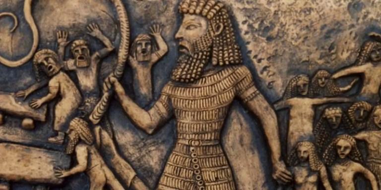Gilgamesh, el inmortal.