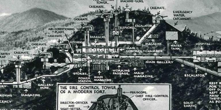 De la Línea de Maginot al H08, los búnkers de la Segunda Guerra