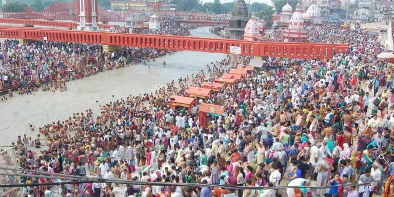 La reunión de personas más grande del planeta, Maha Kumbh Mela