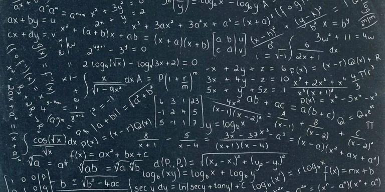 Demostraciones matemáticas.