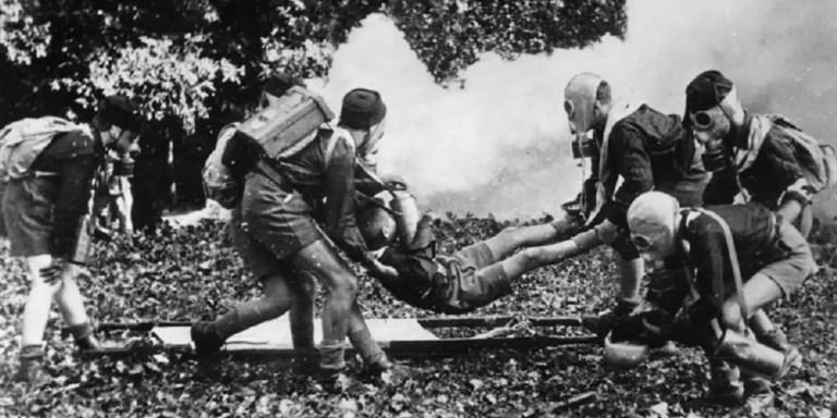Sustancia-N, el gas con el que los Nazis planeaban ganar la guerra