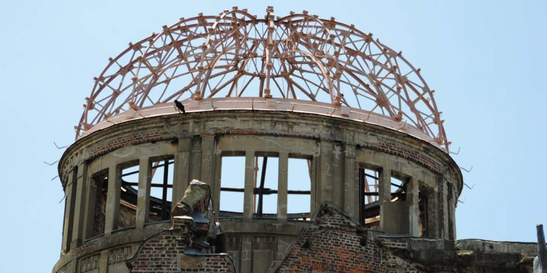 Recordando Hiroshima y Nagasaki, dos ciudades arrasadas