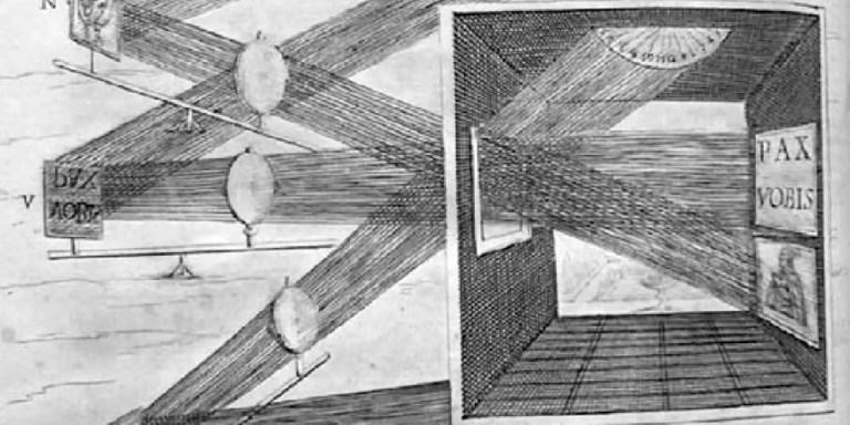 La invención del microscopio y el descubrimiento de los microbios