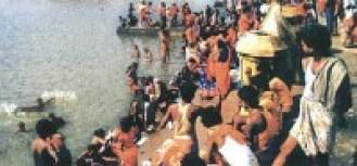 Shivganga Lake, Deoghar