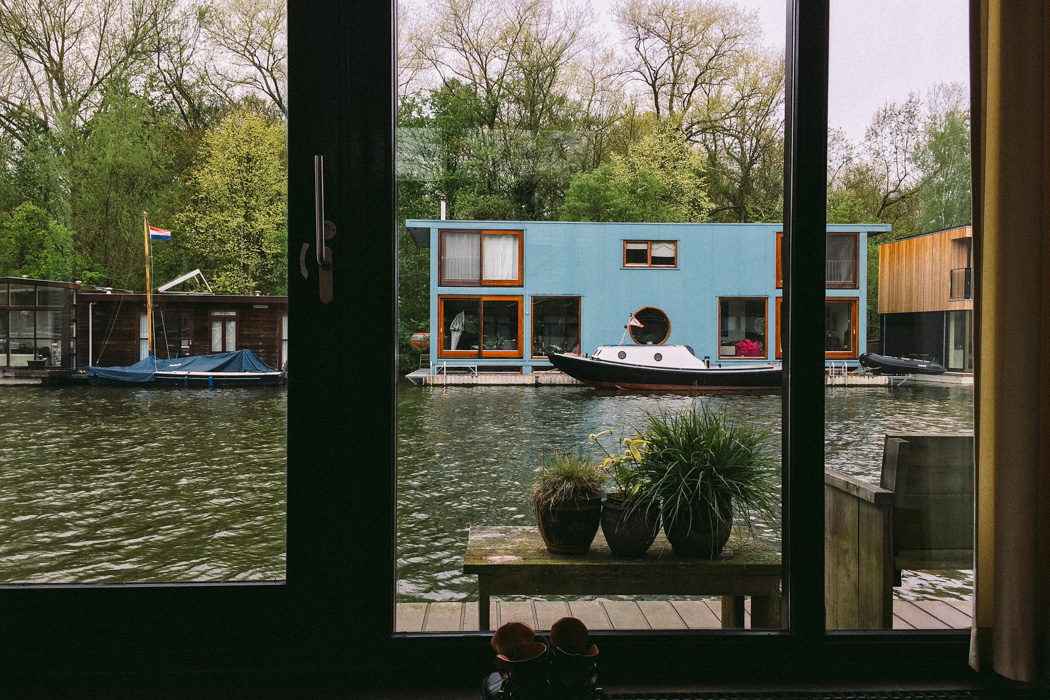 BOATHOUSE / AMSTERDAM - angdoo.com/blog
