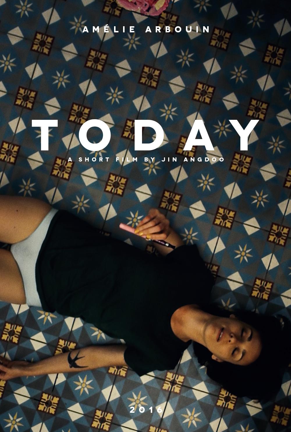 TODAY / SHORT FILM - angdoo.com/blog