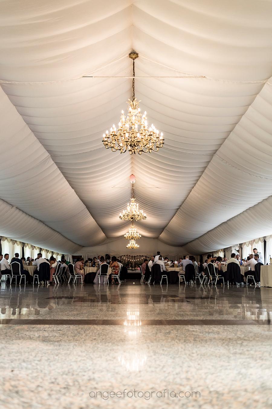 Carpa de los Olivos en Navia angeefotografia boda Raquel y Jorge