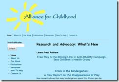 allianceforchildhood.org