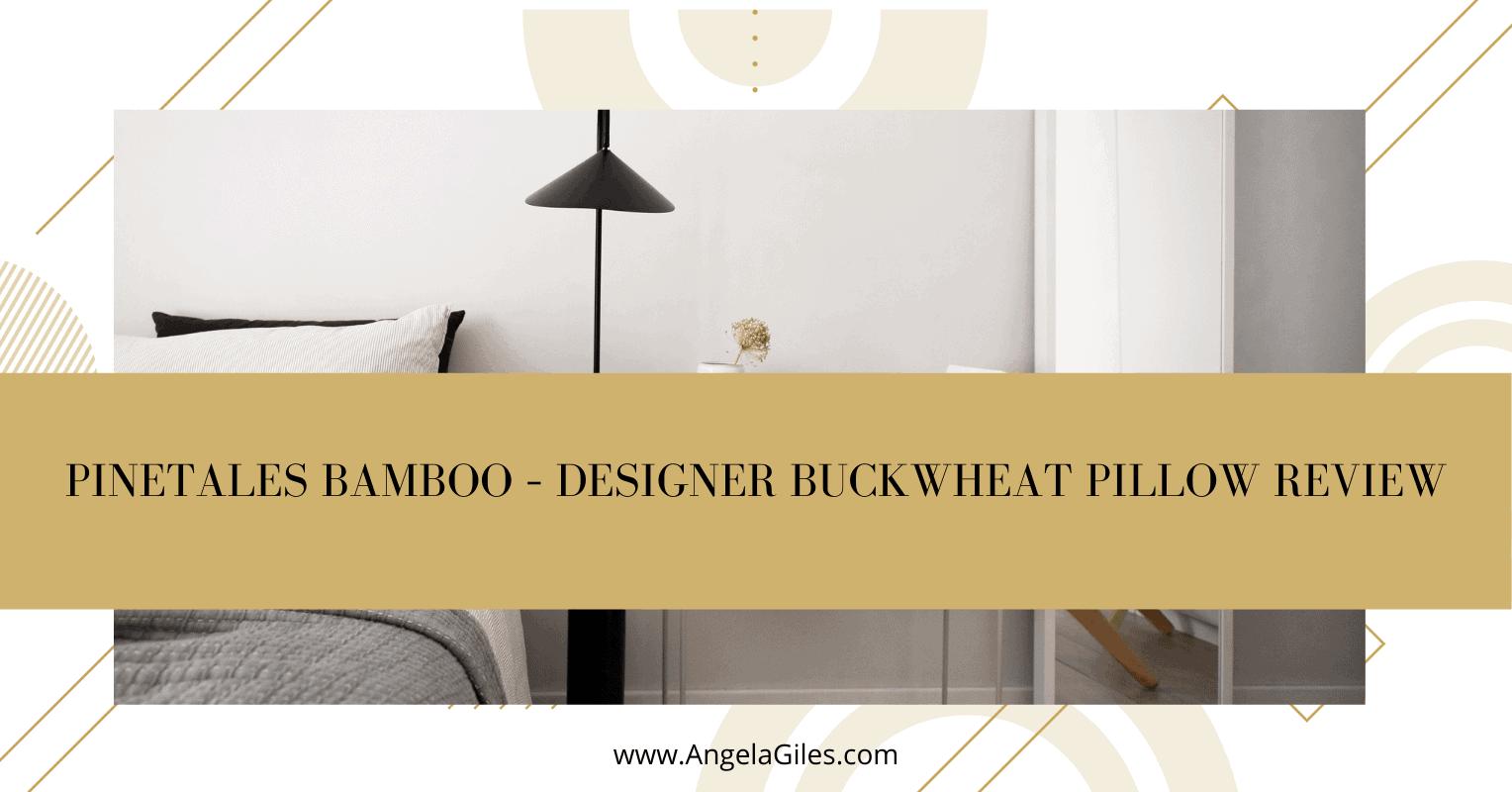 designer buckwheat pillow review
