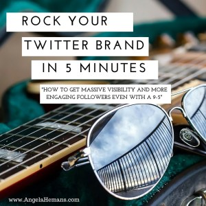 Rock Your Twitter Brand, Twitter Engagement, Generate Leads on Twitter