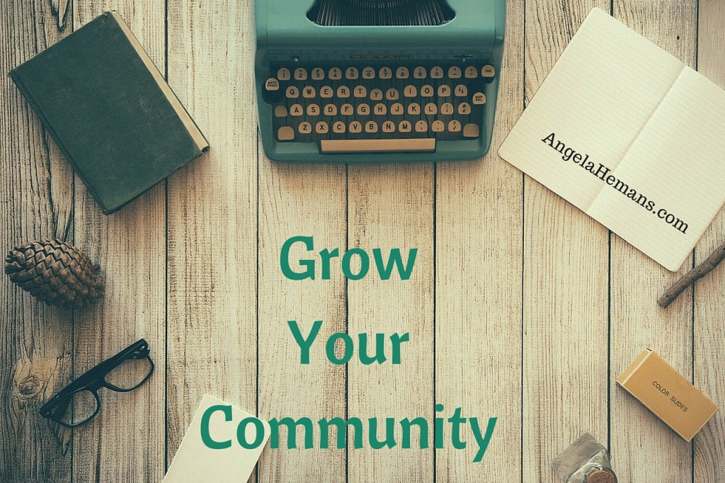 grow your community
