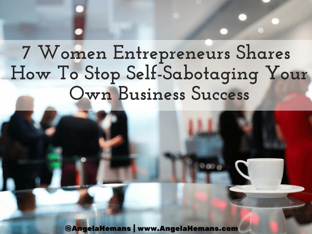 Stop-Self-Sabotaging