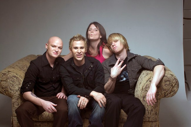 Lifehouse | promo photoshoot w. Angela Hubbard Photography