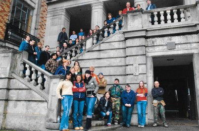 Harvest Project group shot