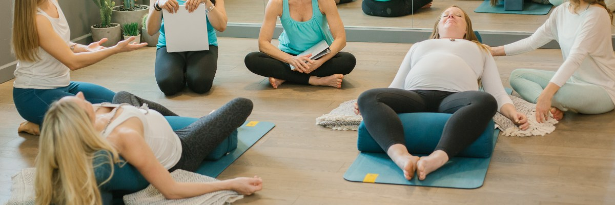 True North Prenatal Yoga Teacher Training has launched!