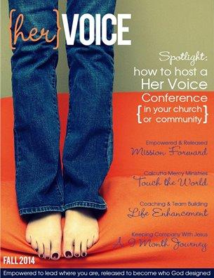 NEW RELEASE: Free Her Voice Online Magazine (1st Addition)