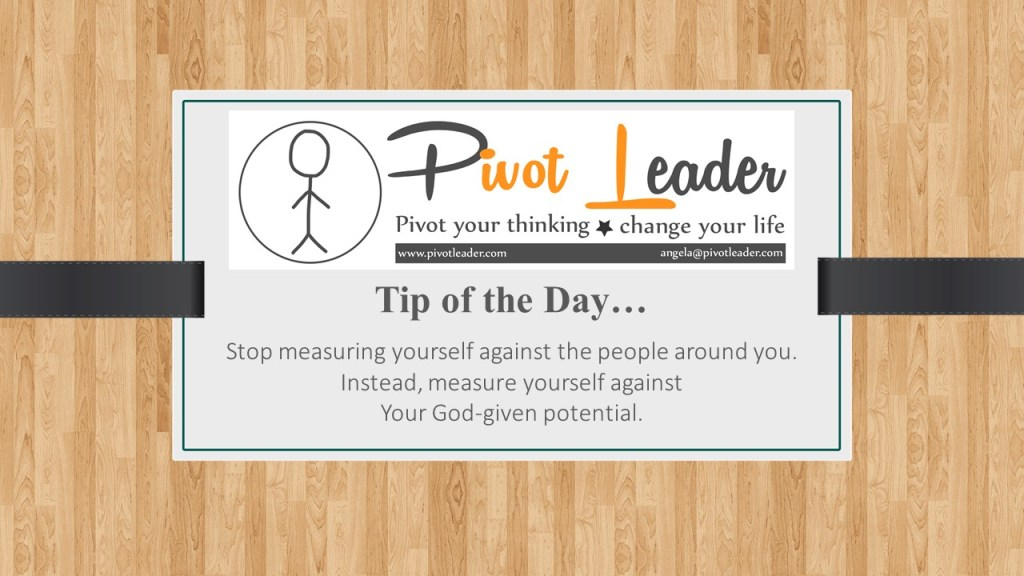Tip of the Day…How to measure your performance