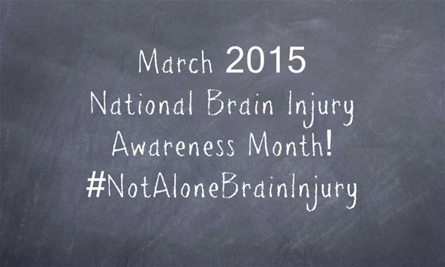 Lessons I have learned from having a brain injury…