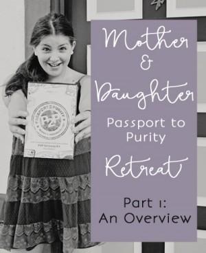 Passport to purity retreat