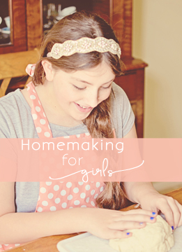 Homemaking for Girls