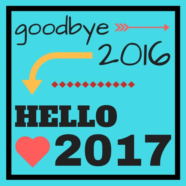 Goodbye 2017, Hello 2017