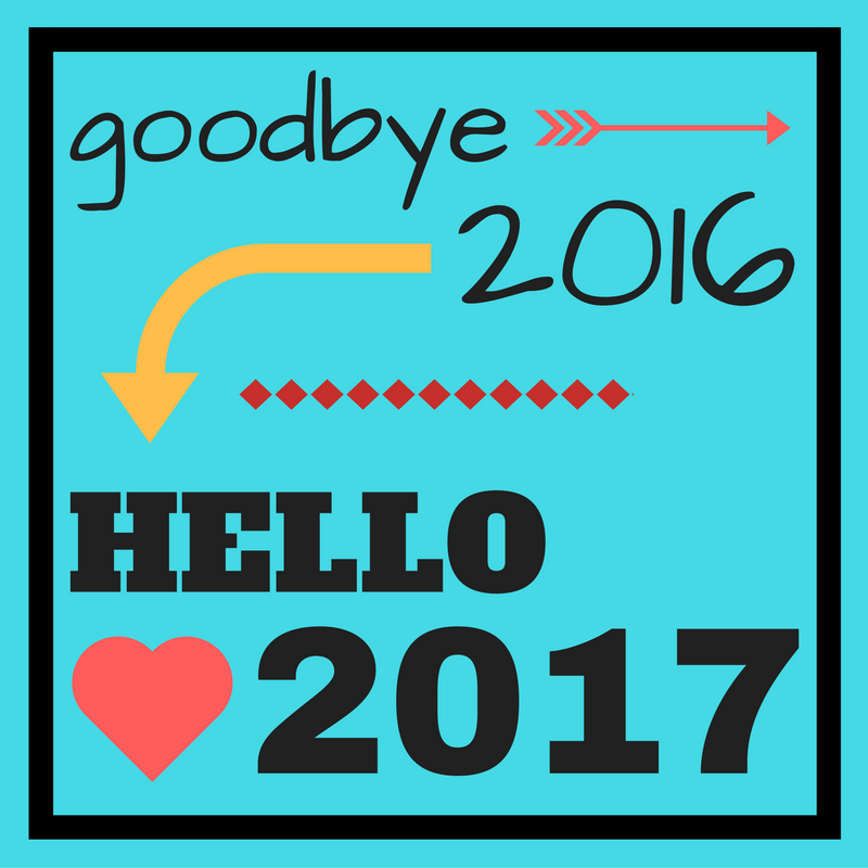Goodbye 2017, Hello 2017